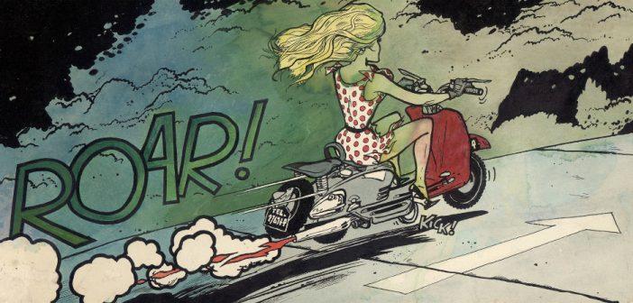 チェコ・コミックとゆかりの深いチェコ映画「ジェシーを狙うのは誰だ?」鑑賞レポート