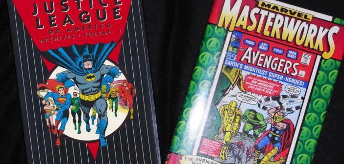 アメコミ入門 – 第5回 スーパーヒーロー・コミックの共有宇宙