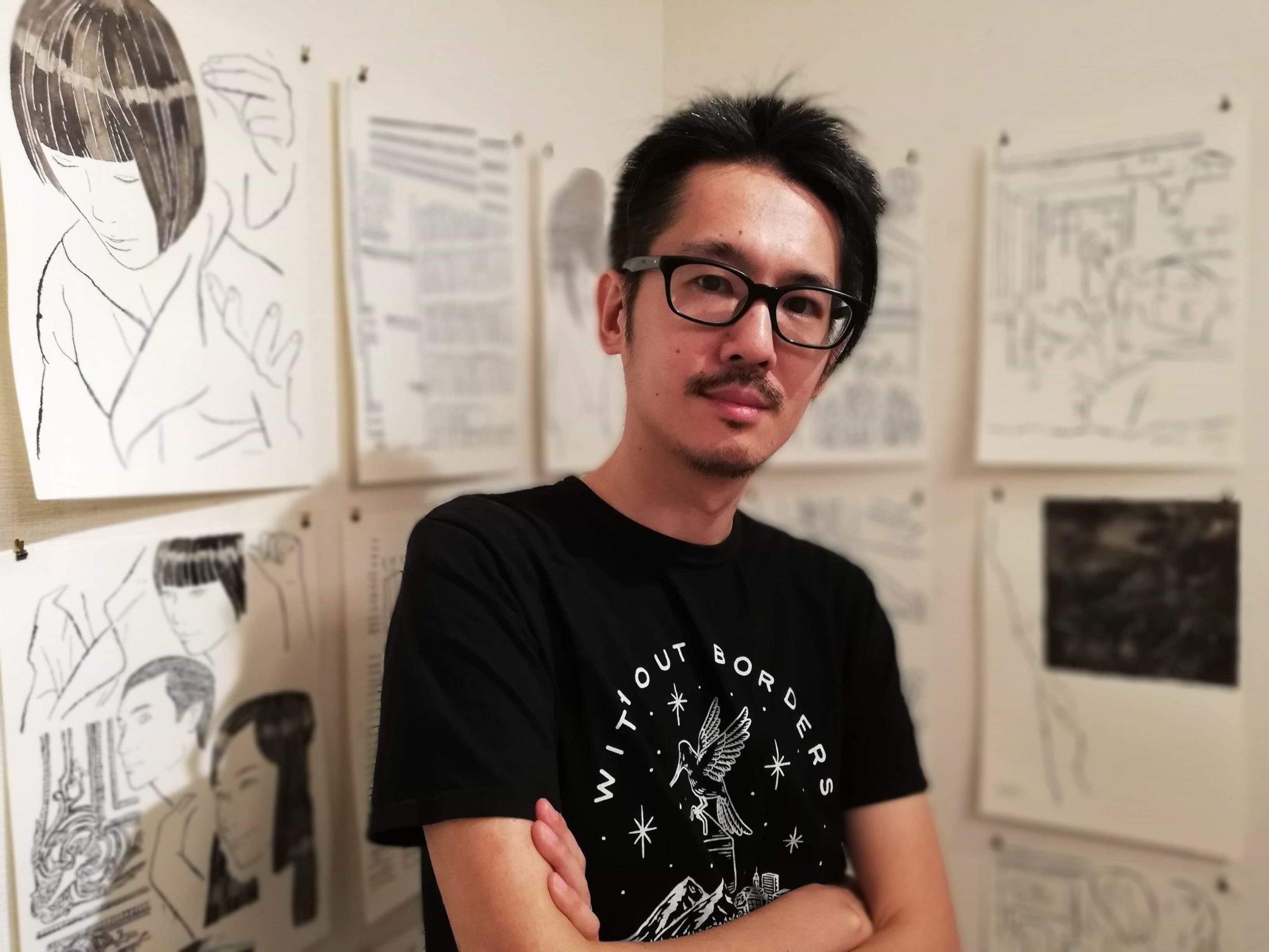海外マンガの人々―森泉岳土さんインタビュー | ComicStreet(外漫街)