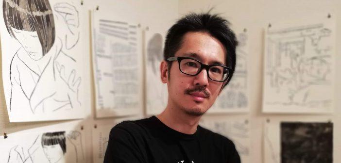 海外マンガの人々―森泉岳土さんインタビュー