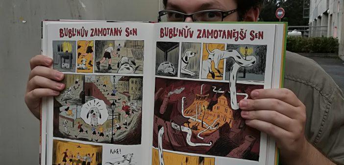 海外マンガ交流会 第2回―チェコのマンガ家ヴァーツラフ・シュライフさんをお招きして