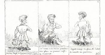テプフェールをめぐる記念碑的著作―森田直子『「ストーリー漫画の父」テプフェール 笑いと物語を運ぶメディアの原点』